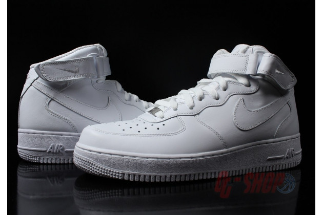 Nike Air Force 1 Mid 07' - Мужские Кроссовки
