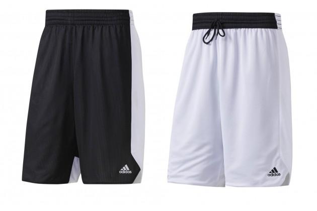 Adidas Reversible Crazy Explosive Shorts - Двухсторонние Баскетбольные Шорты