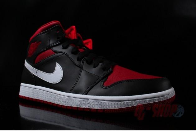 9edec7ac1100 Купить Air Jordan 1 Mid - Баскетбольные Кроссовки