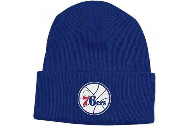 Adidas NBA Cuffed Knit Beanie - Мужская Шапка