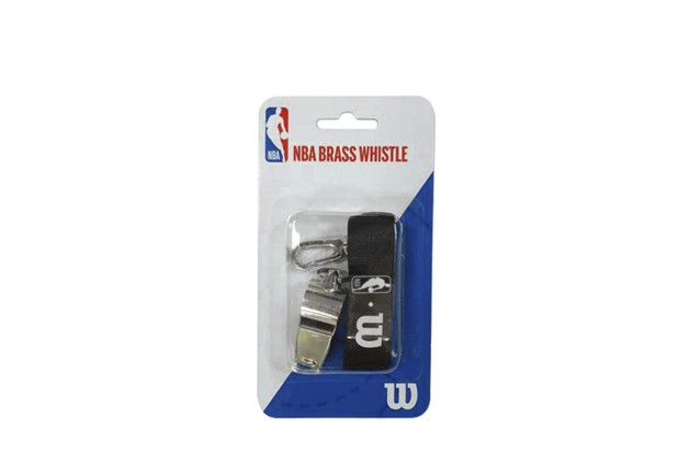 Wilson NBA Brass Whistle - Спортивный Свисток