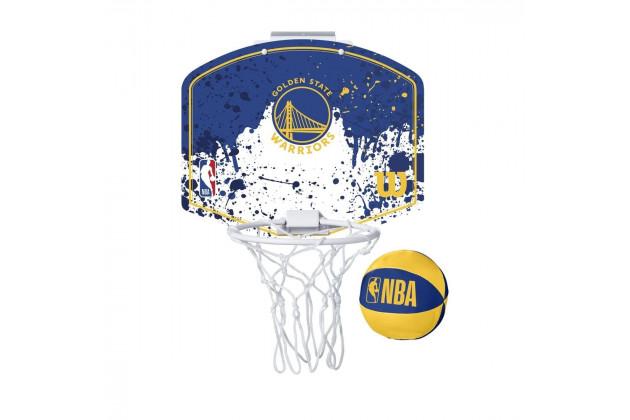 Wilson NBA Team Mini Hoop - Навесное баскетбольное мини-кольцо