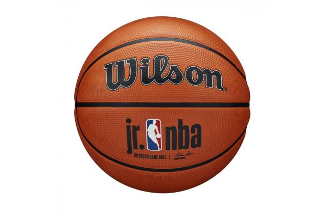 Wilson JR. NBA Authentic Outdoor Basketball - Универсальный Баскетбольный Мяч