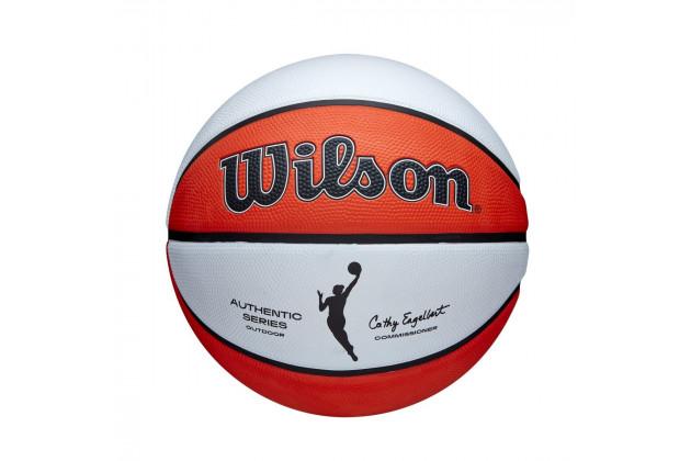 Wilson WNBA Authentic Outdoor Basketball - Универсальный Баскетбольный Мяч