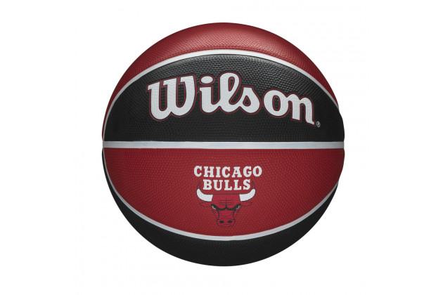 Wilson NBA Team Tribute Basketball - Универсальный Баскетбольный Мяч