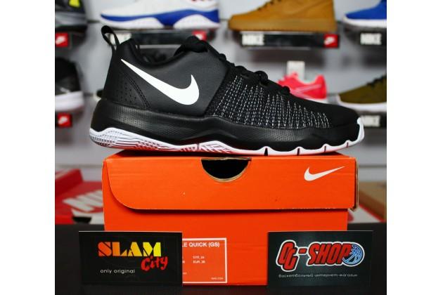 Nike Team Hustle Quick - Детские Баскетбольные Кроссовки