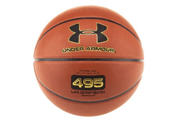 Under Armour 495 Indoor/Outdoor Basketball - Универсальный Баскетбольный Мяч