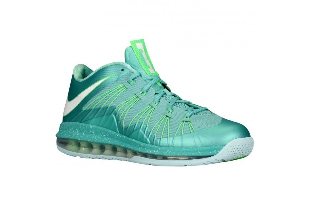 size 40 b0284 a9f0d Nike Air Max Lebron X Low