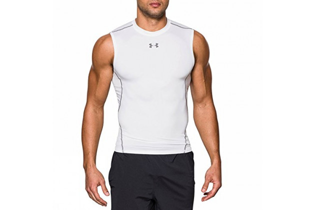 Under Armour Heatgear Compression SL Shirt - Компрессионная Майка