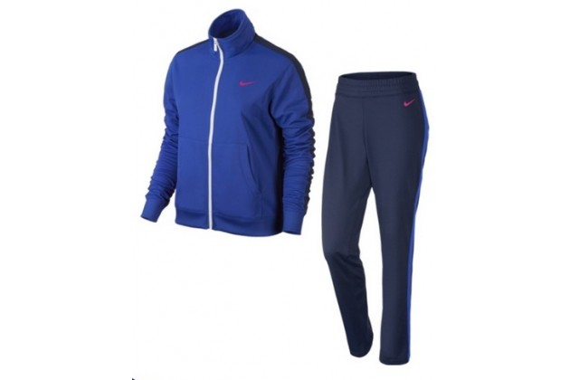 Nike Polyknit Tracksuit - Женский Спортивный Костюм