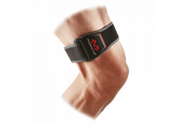 McDavid Elite Runners Therapy Iiotibial Support Band Strap - Фиксирующий ремень на бедро