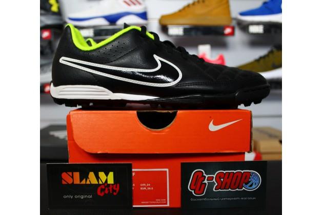Nike JR Tiempo Rio II TF - Детские Футбольные Кроссовки