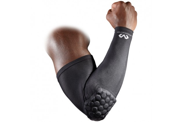 McDavid HexPad Power Shooter Arm Sleeve - Баскетбольный Рукав с Защитой