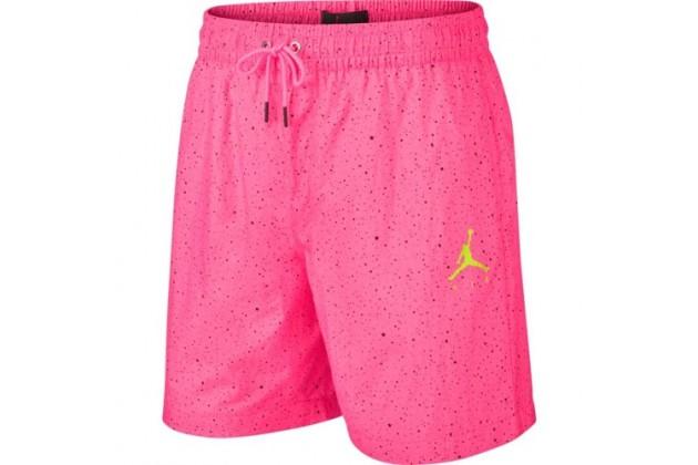 5c0d15d8 Купить Air Jordan Jumpman Cement Poolside - Мужские Пляжные Шорты []