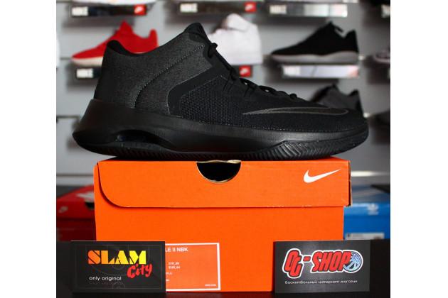 Nike Air Versitile II - Детские Баскетбольные Кроссовки