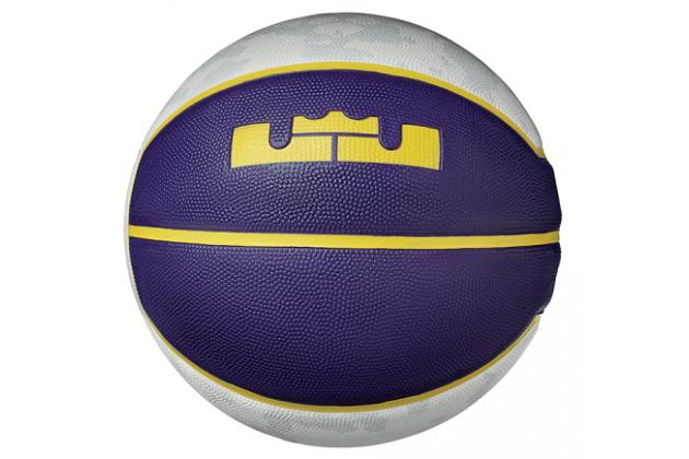 Nike Lebron Playground 4p - Универсальный Баскетбольный Мяч