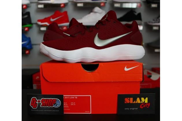 Nike React Hyperdunk 2017 Low - Баскетбольные Кроссовки