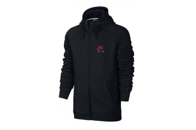 Nike NSW Fleece AIR HRTG - Мужская Кофта