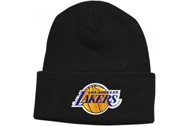 Adidas NBA Cuffed Knit Beanie - Мужская Шапка