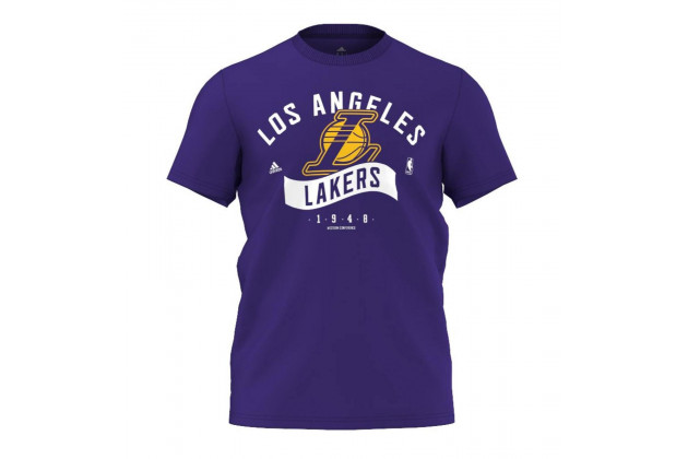 Adidas NBA Team Tee - Баскетбольная футболка
