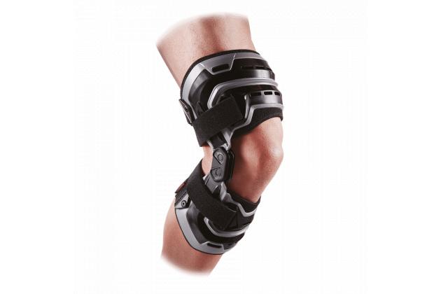 McDavid Elite Bio-Logix™ Knee Support Brace - Укрепляющий наколенник (Правый)