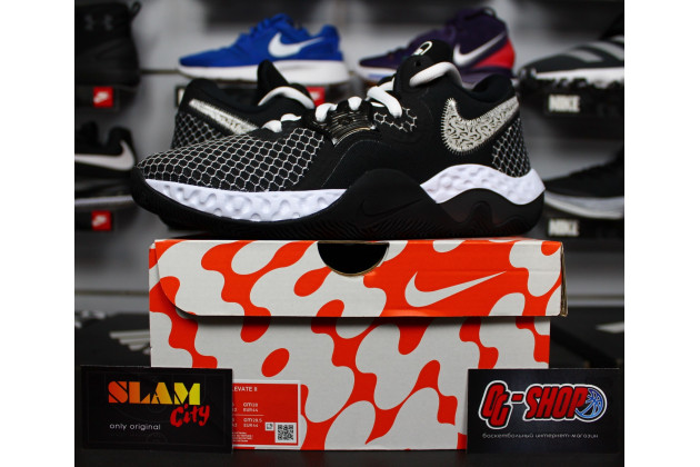 Nike Renew Elevate II - Баскетбольные Кроссовки