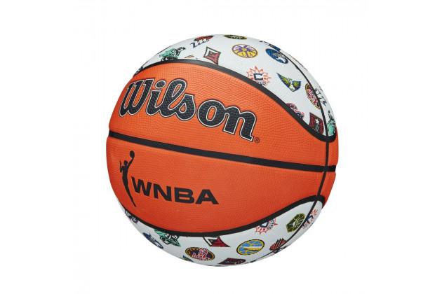 Wilson WNBA All Team Basketball - Универсальный Баскетбольный Мяч