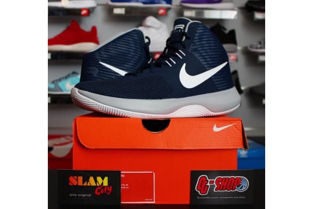 Nike Air Precision - Детские Баскетбольные Кроссовки