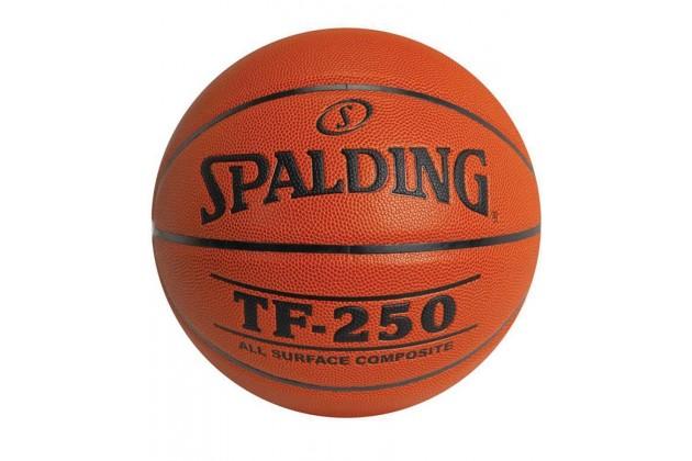Spalding TF-250 - Универсальный Баскетбольный Мяч