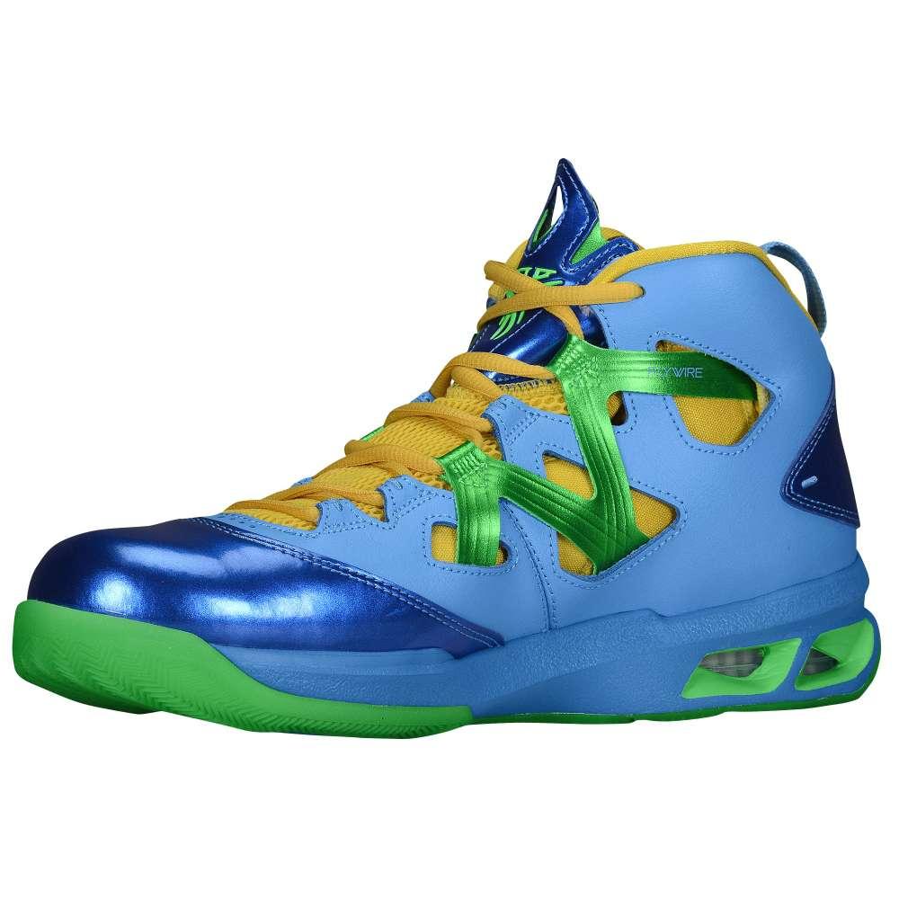 huge discount 1ba10 4254a Jordan Melo M9. Артикул  University Blue Poison Green Blitz Blue
