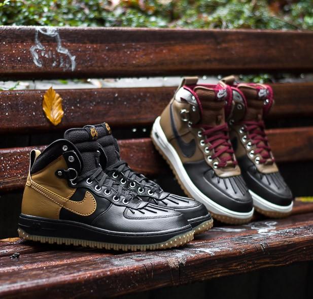 super popular 3c7ae b20fd Nike Air Force 1 Duckboot - Спортивные Ботинки. Артикул 444745-006