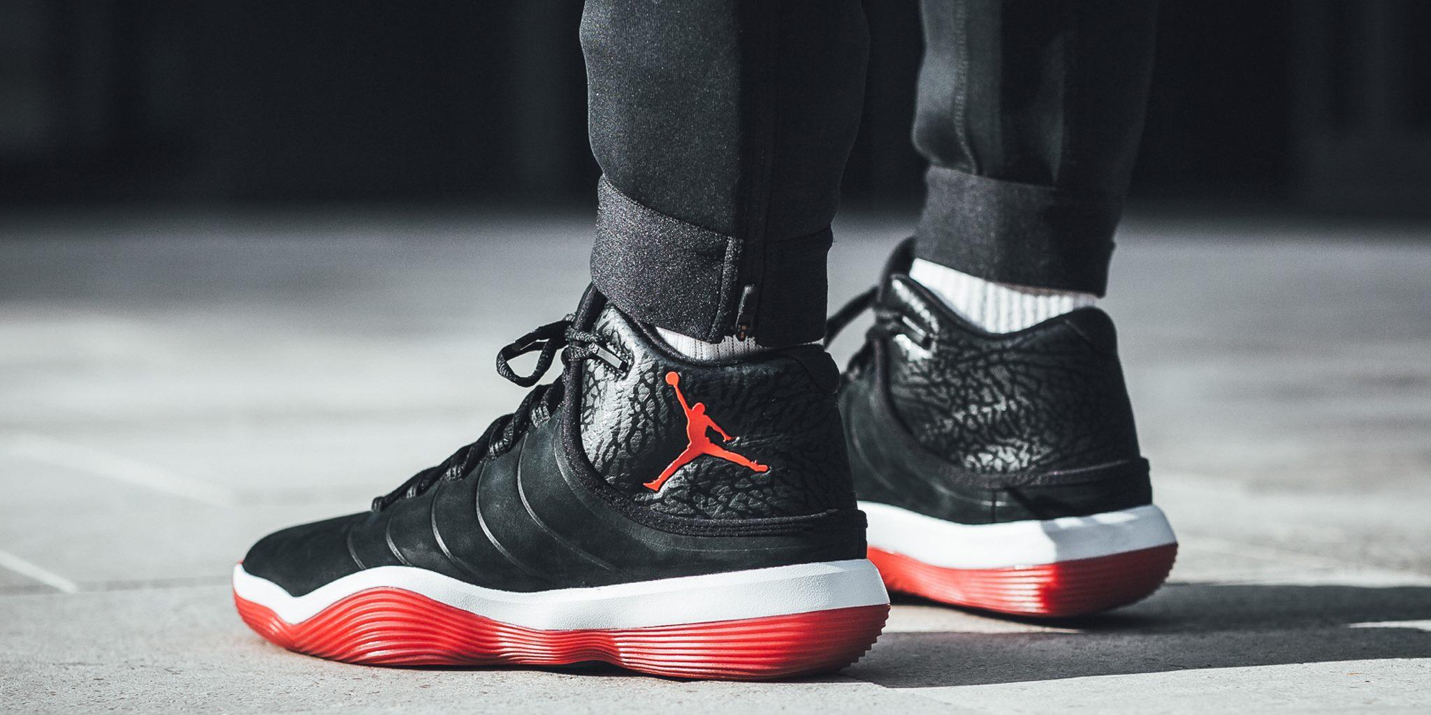 3c14fba3 Купить Air Jordan Super.Fly - Баскетбольные Кроссовки []