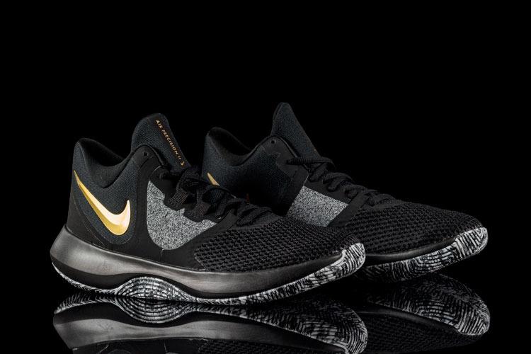 huge selection of ca872 cf739 Nike Air Precision II - Баскетбольные Кроссовки