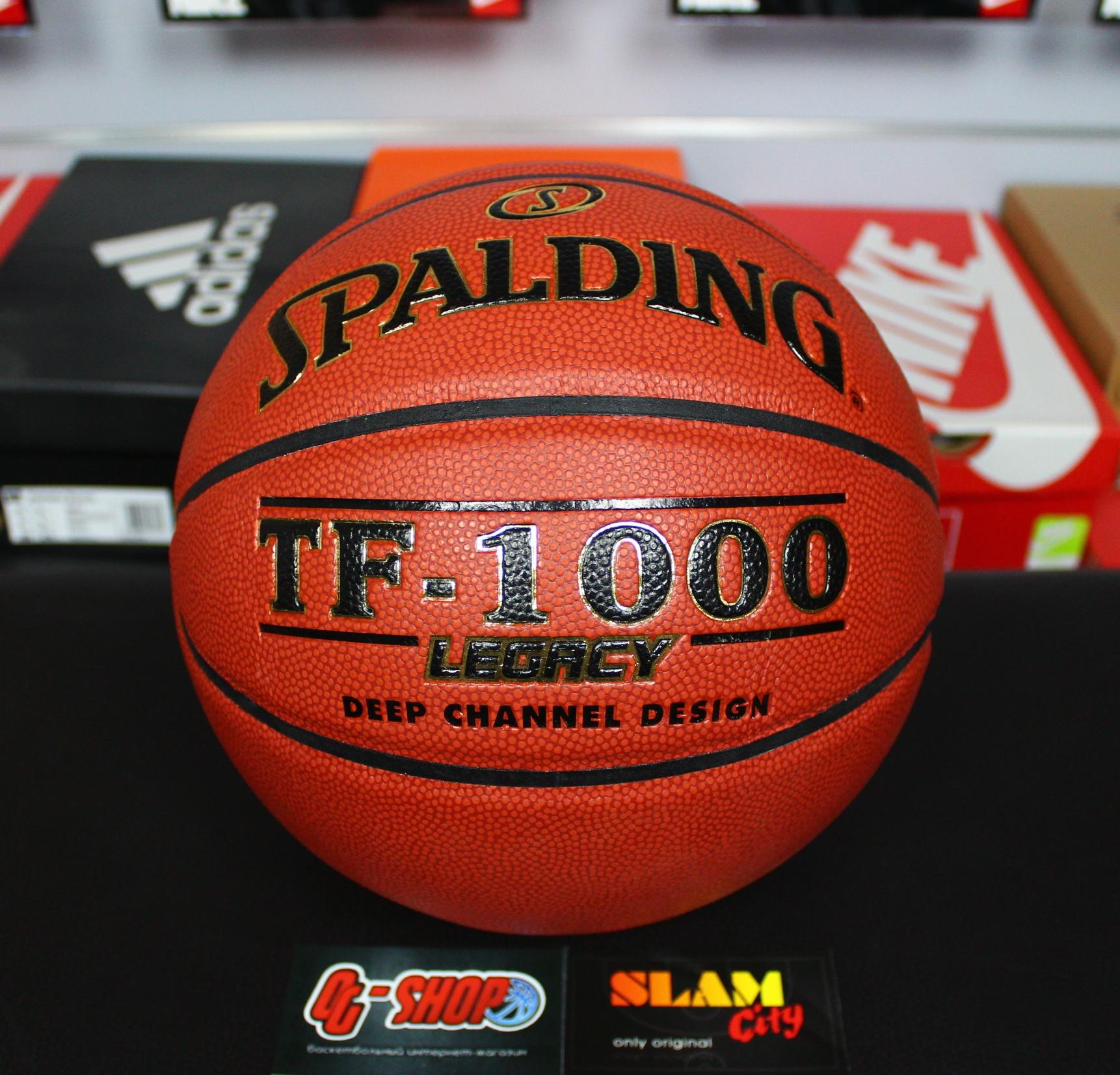 f6767c78 Купить Spalding TF-1000 Legacy - Баскетбольный Мяч []